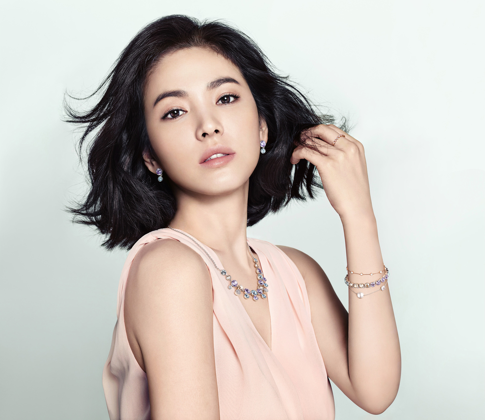 Korean actress Song Hye-Kyo (Image via kpop.asiachan.com)