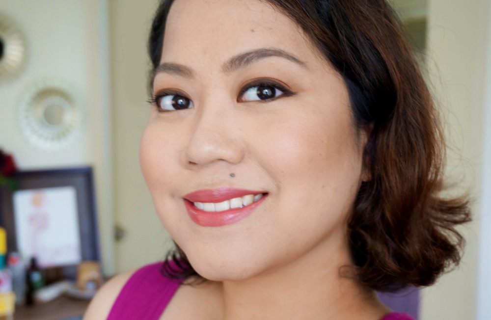 One a budget and building your very first ready-for-work makeup kit? Get this exact look for only P1,000!