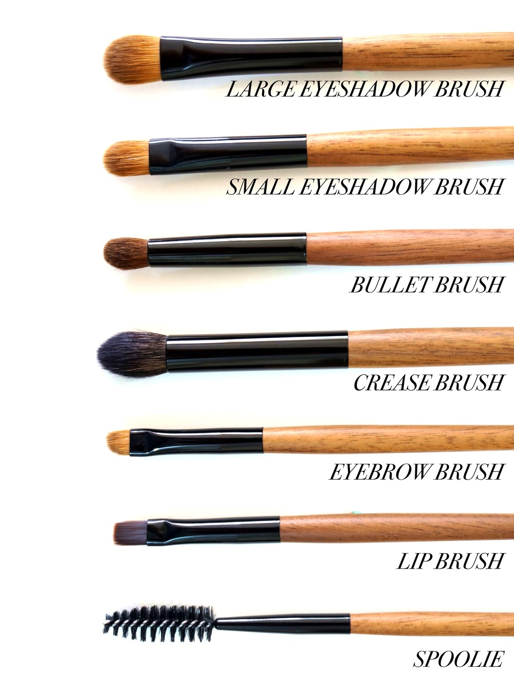 The Five Best Brush Sets I've Ever Tried