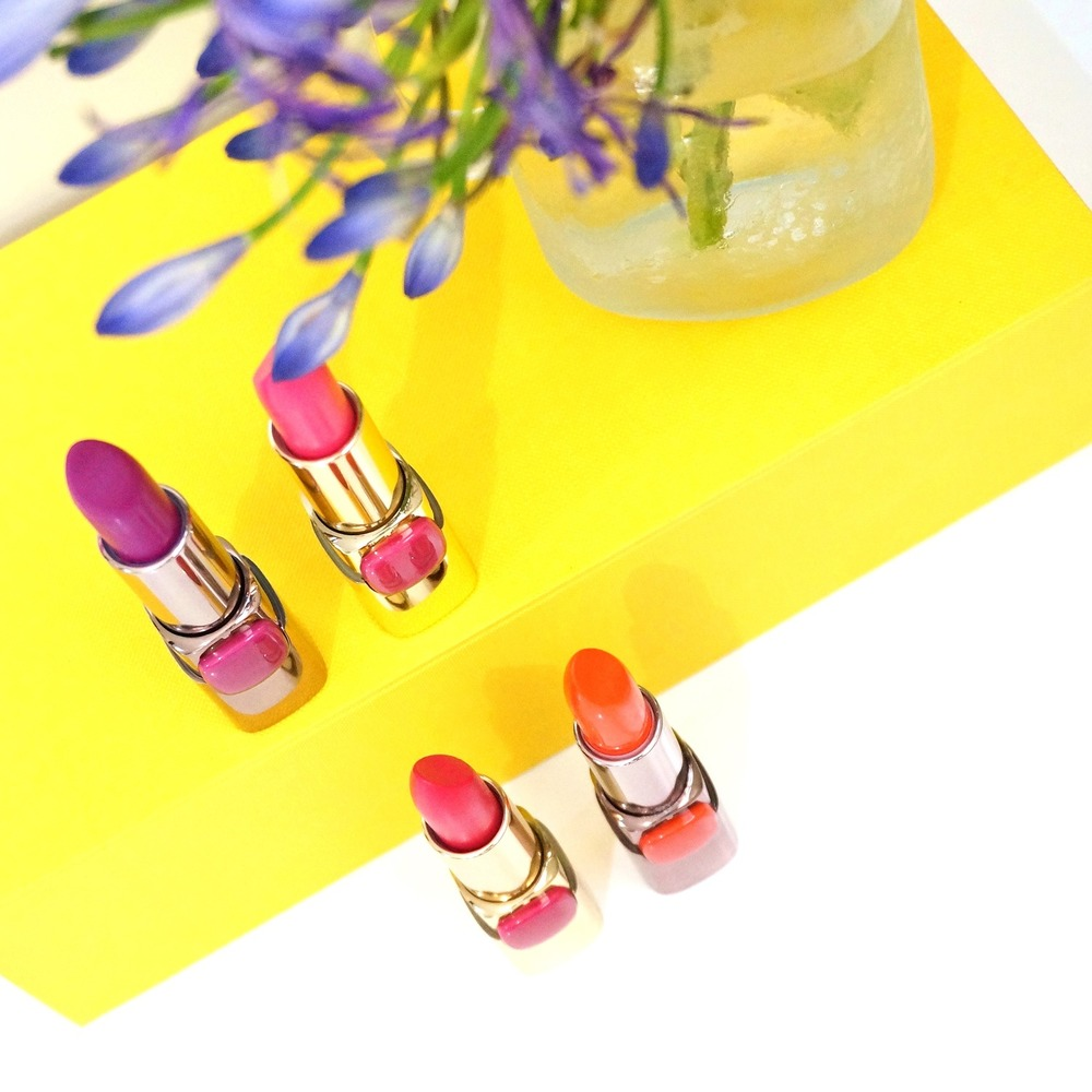 L'Oreal Moist Matte Lipsticks