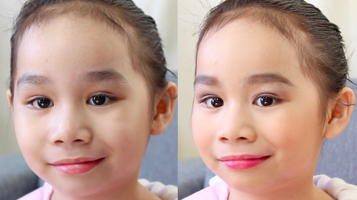 Tutorial: Natural Graduation Makeup For Kids — Project Vanity