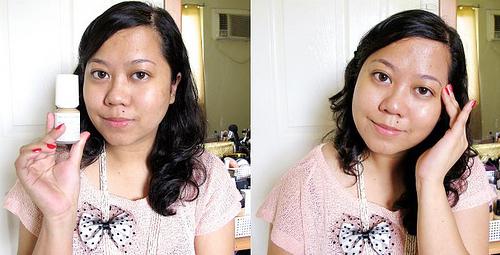 Intimidating makeup vanity