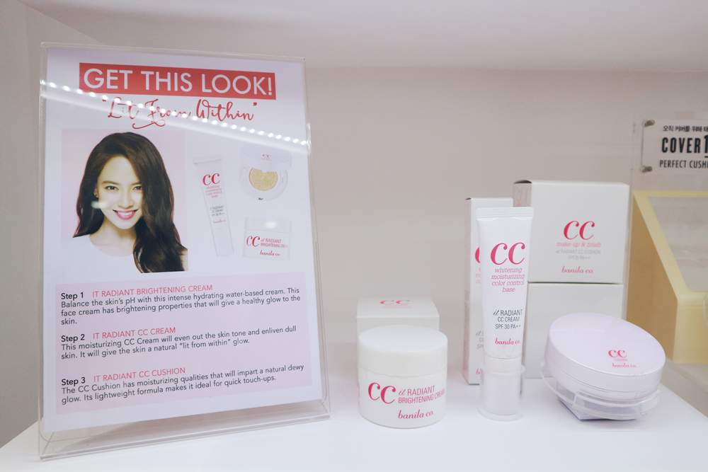 Be  Lit From Within  with IT Radiant Brightening Cream, IT Radiant CC Cream, IT Radiant CC Cushion