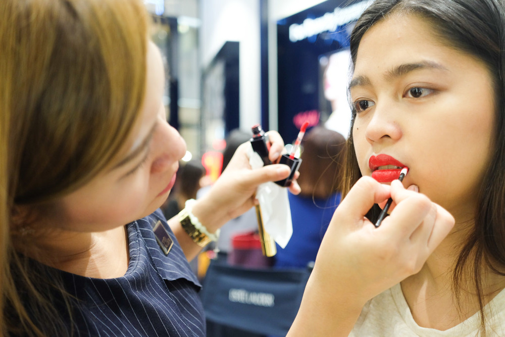 I went to pro makeup school and its the best money i spent you can always count on yourself to be your own makeup artist having pro level techniques is a practical life skill especially when your job involves solutioingenieria Image collections