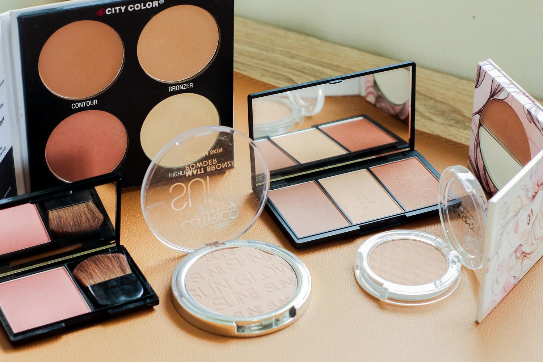 Budget Beauty Seven Awesome Contour Powders Under P500 Project Vanity City Color Palette 2