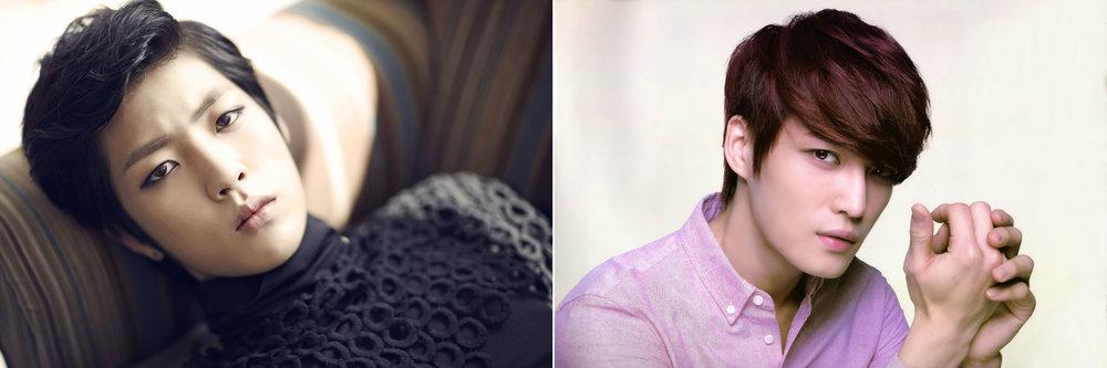 Sungyeol (via nautilion.com)and Jaejoong (via princejj.com)