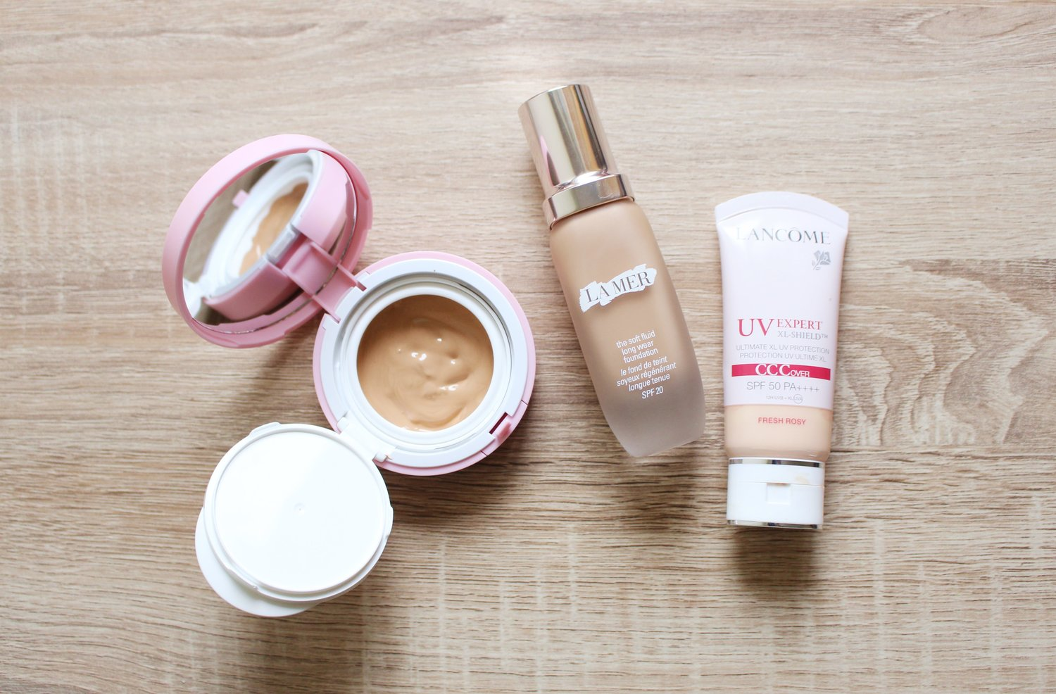 How I finally solved my liquid foundation problems