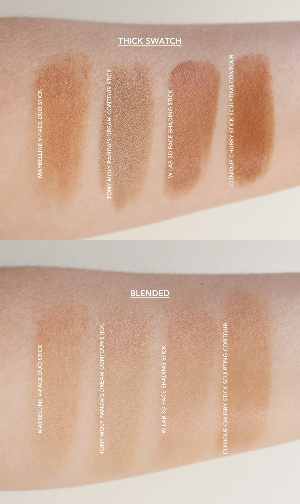 Duo Contour Stick by 3 Concept Eyes #6