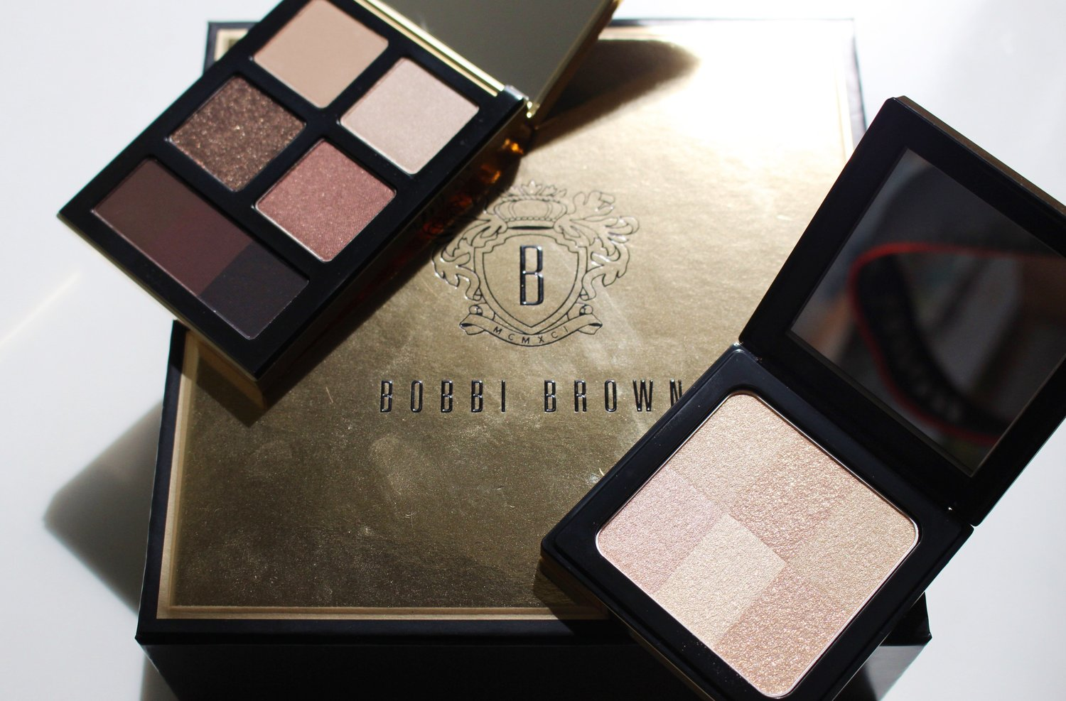 A Holiday Ready Look With The The Bobbi Brown Wine Chocolate