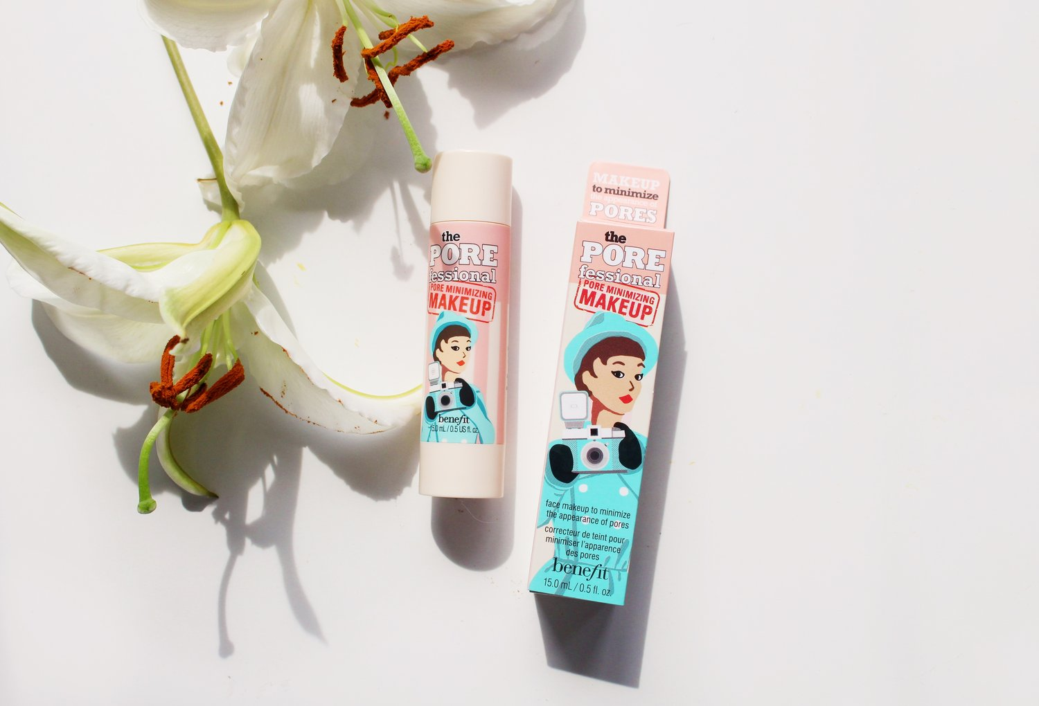 What Pores Here S The Latest Pore Concealing Product From Benefit