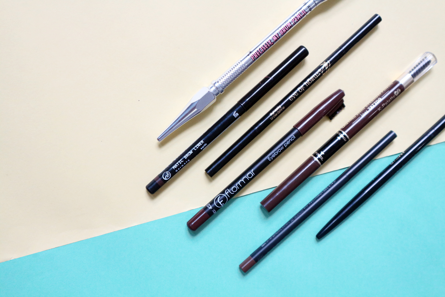 The Battle Of The Eyebrow Pencils Which Brand Wins Project Vanity