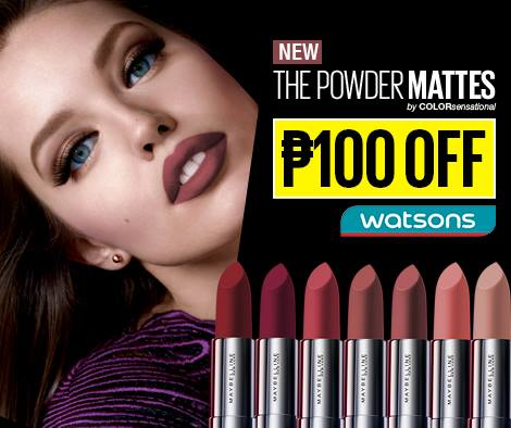Image via facebook.com/maybellinephilippines