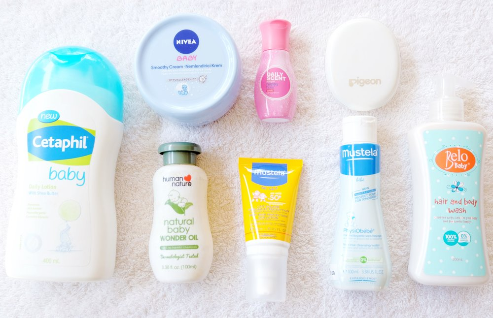 Ten baby products you didn't know you could use for your own skincare routine