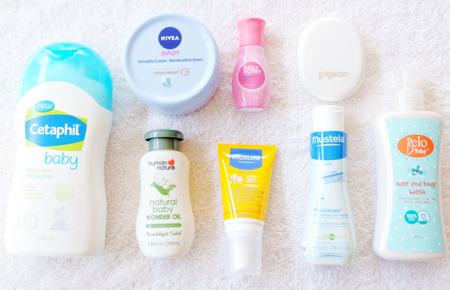 Ten Baby Products You Didnt Know Could Use For Your Own Cetaphil Daily Lotion With Shea Butter 400 Ml Skincare Routine