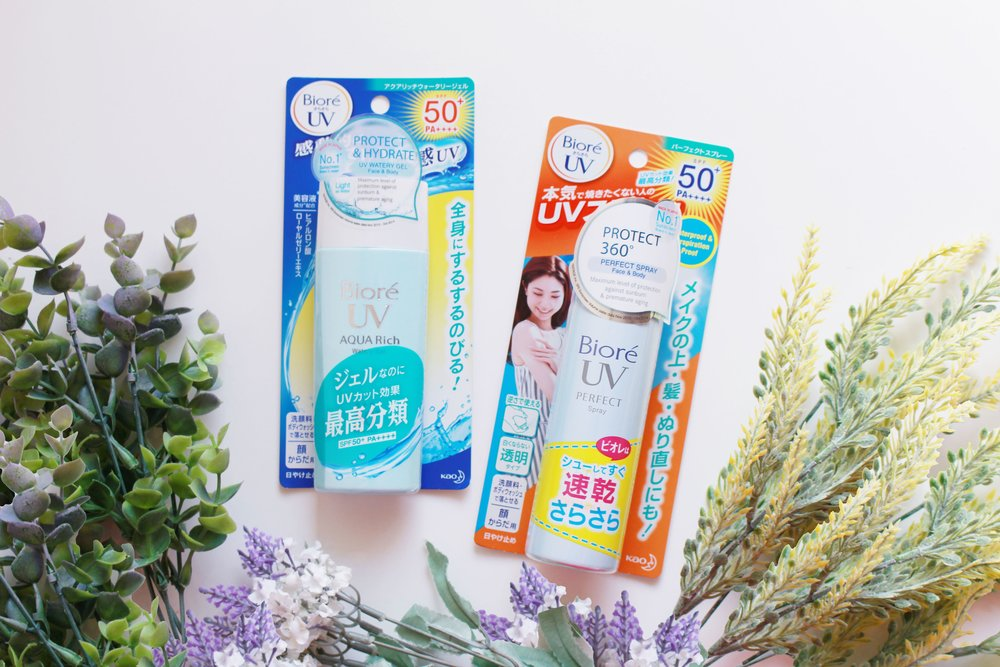 Why Bioré remains as my HG sunscreen brand