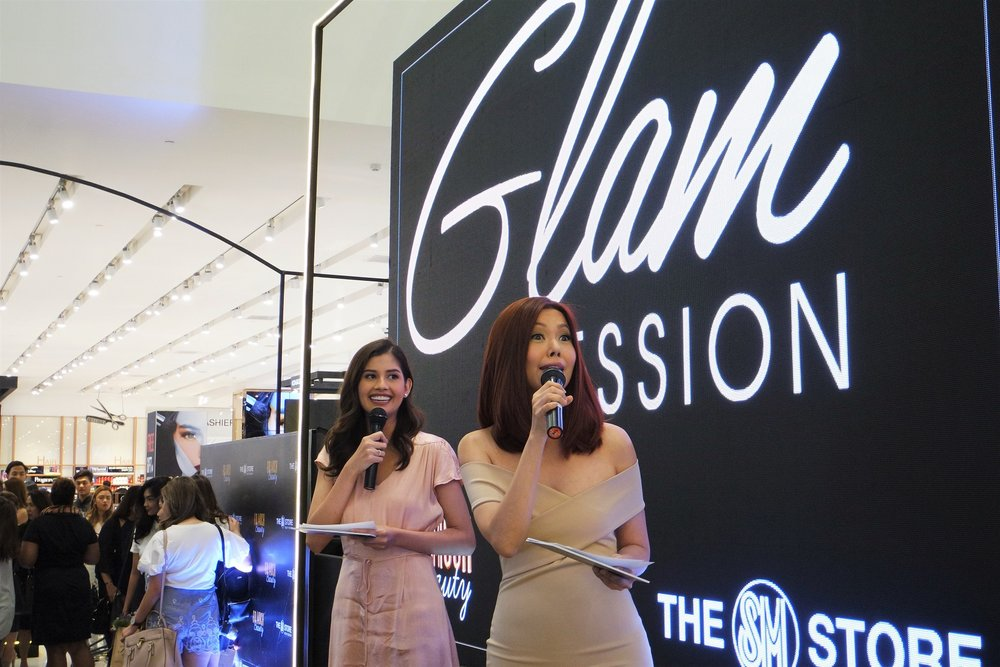 The program was hosted by Bianca Valerio and Shamcey Supsup