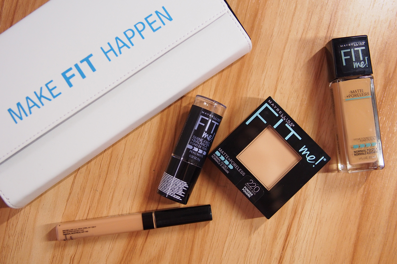 The Maybelline Fit Me Line What To Get Complete Shade Matrix Airyrooms Matte Poreless Foundation 30ml