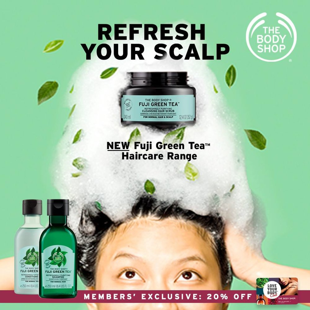 Image via The Body Shop Philippines