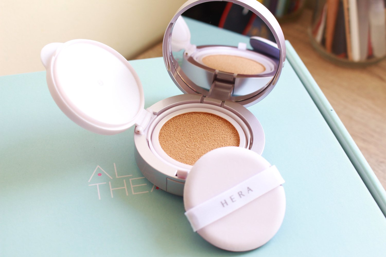 The Hera Uv Mist Cushion Nude Is A My Skin But Better Msbb