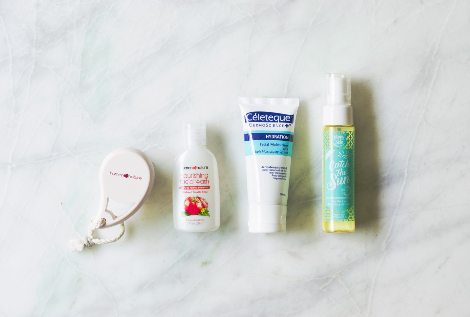 A Beginner S Guide To Skincare The Four Basic Steps To Good Skin