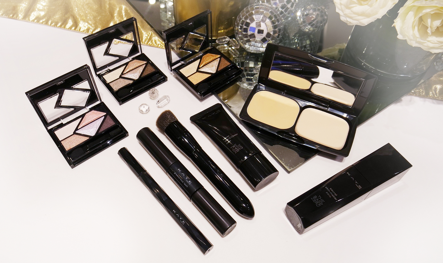 First Look: Kate Tokyo drops a new line with foundation and eye makeup