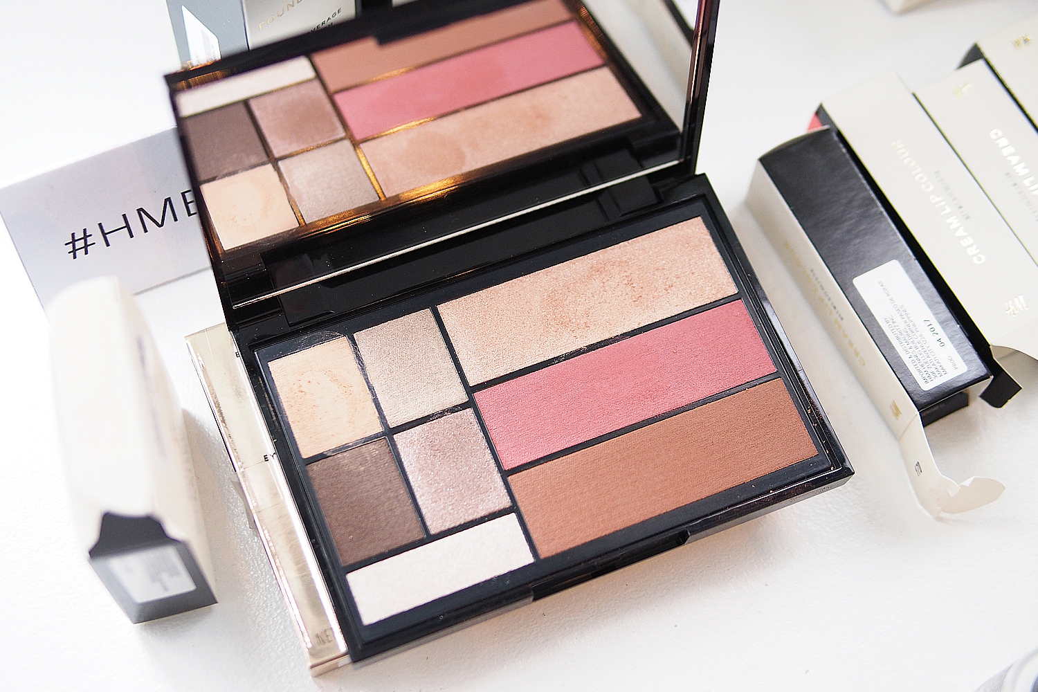 Here's what to expect from H&M Beauty, which launches tomorrow