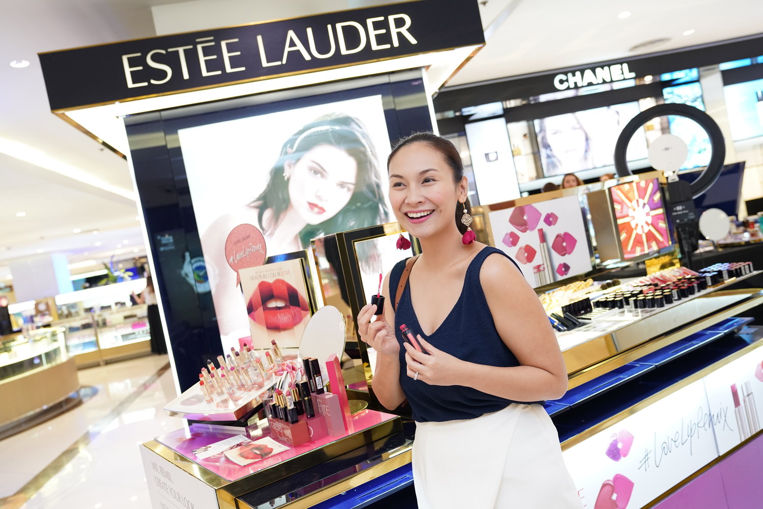 What went down at the Rustan's Beauty Addict event