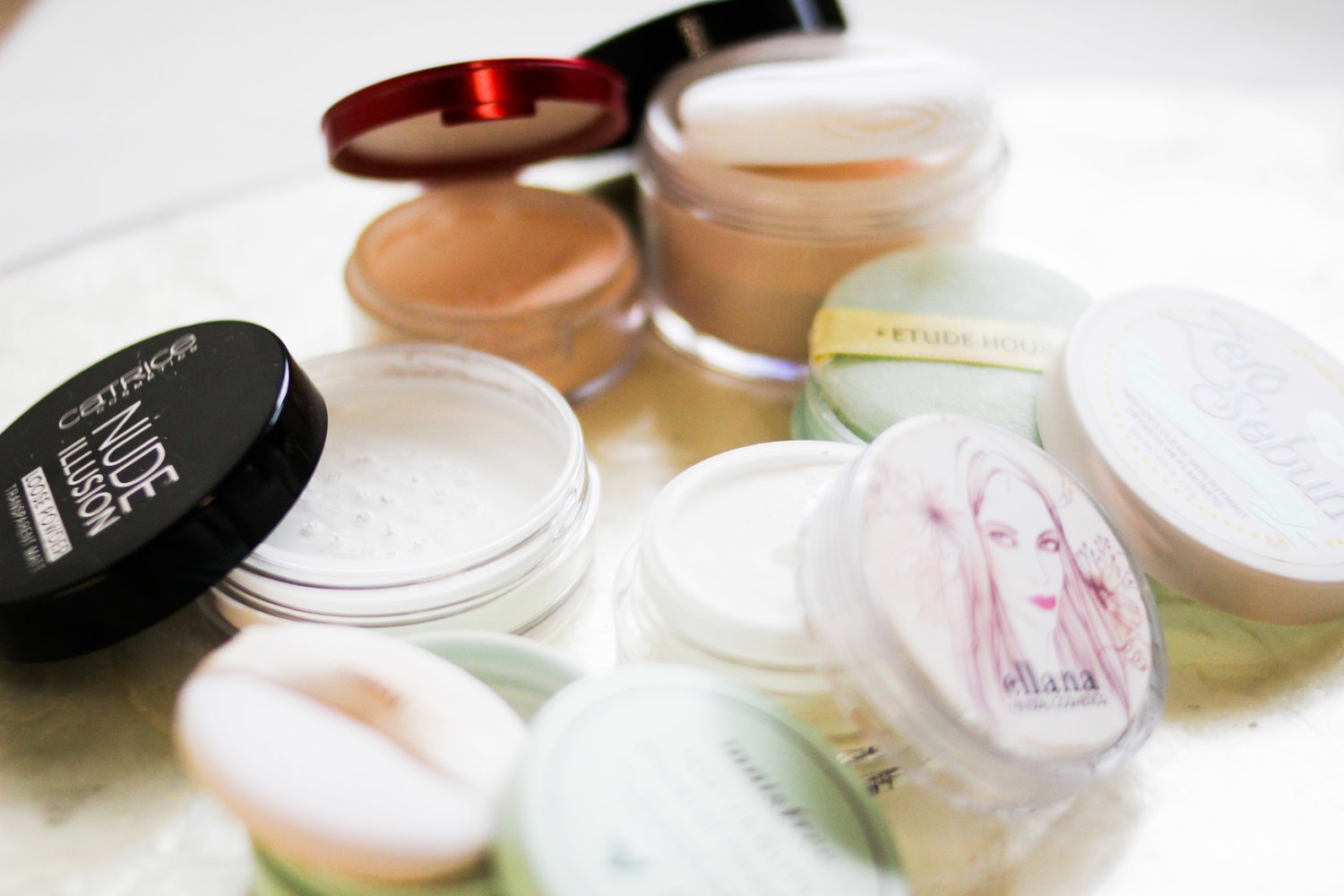 Staff Picks: The powders that keep our makeup intact