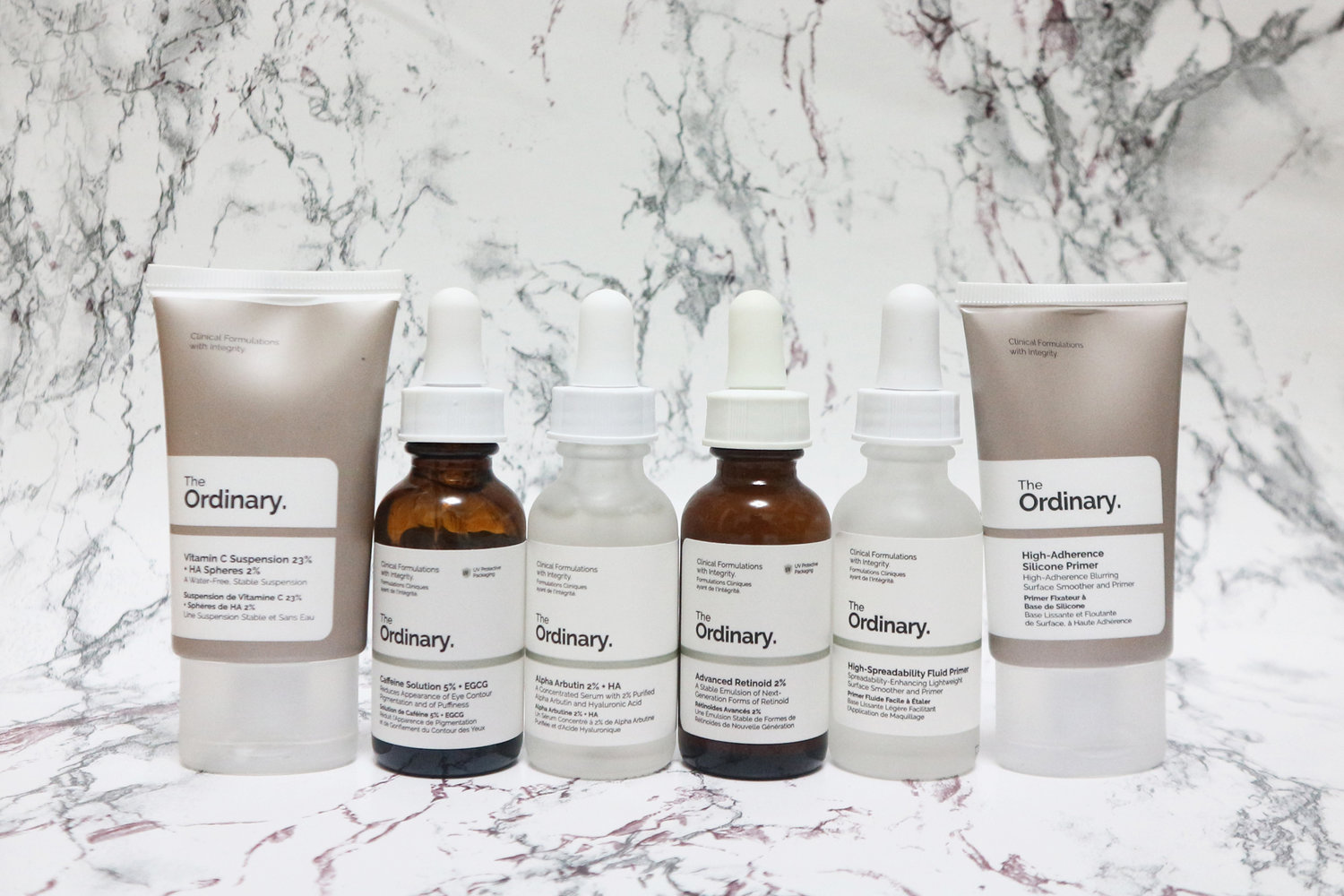 The Ordinary: What worked and what didn't, plus the photos to prove it