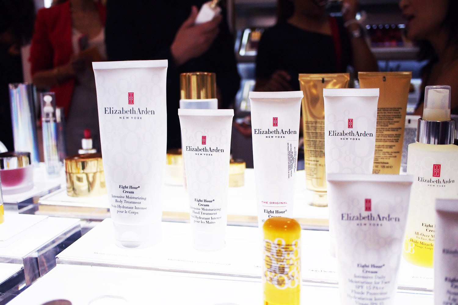 Into The Red Door: Elizabeth Arden opens its first Asian store in the Philippines