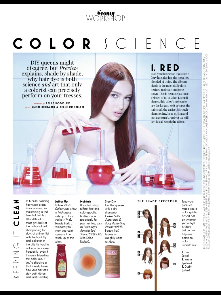 Meg Beauty Editorial June 2017]