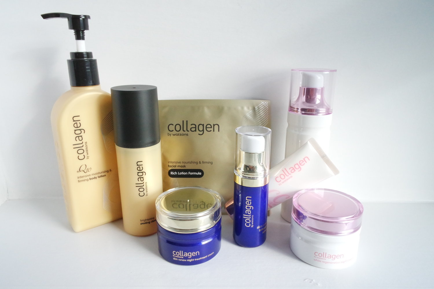 What You Shouldn T Miss From The New Collagen By Watsons Line