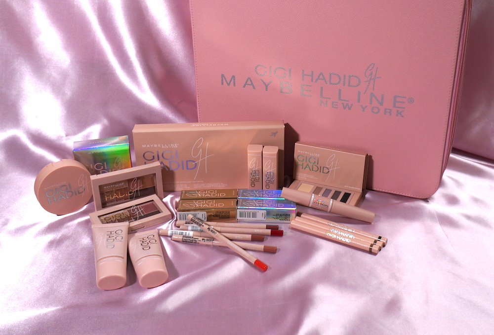 511b88ef8af The Gigi Hadid x Maybelline Collection overview, swatches, and prices