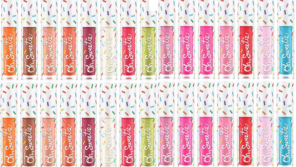 Images via MAC Cosmetics