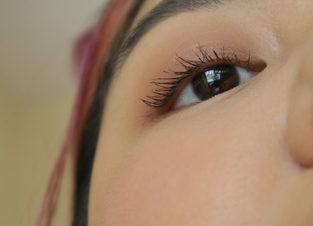 Length isn't dramatic but my lashes look nice and wispy