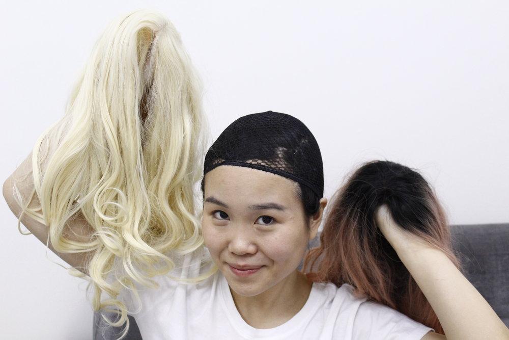 My Mikki Galang wigs