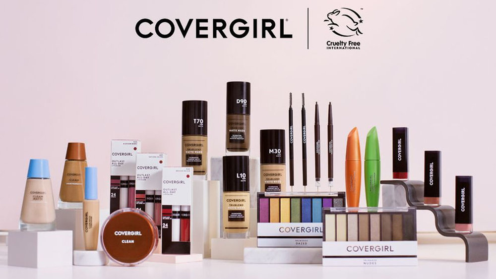 Image via Instagram account @covergirl