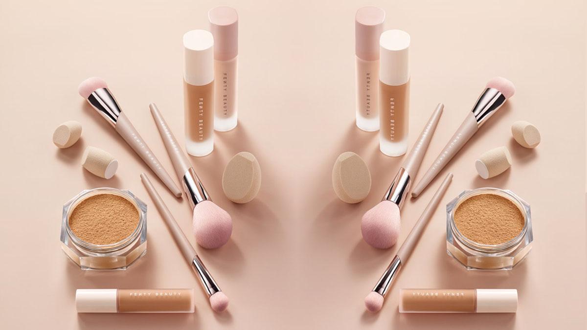 Beauty Roundup A Huge Fenty Beauty Drop Lady Gaga S Beauty Line