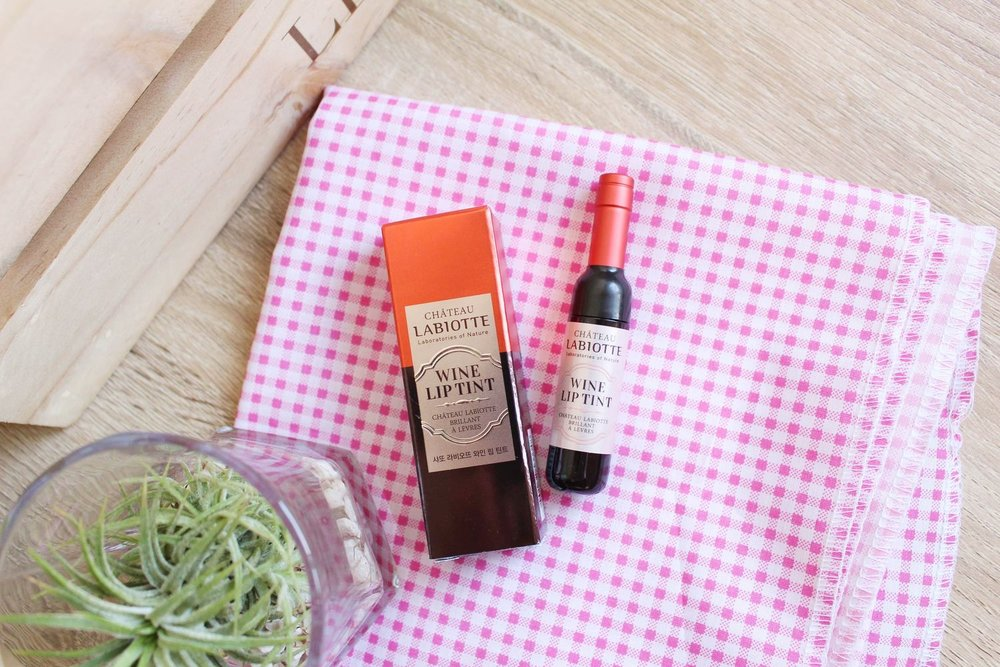 Chateau Labiotte Wine Lip Tint from Mei Satsuki