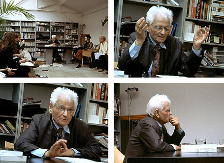 Images of Jacques Derrida by Hendriq Speck, Creative Commons