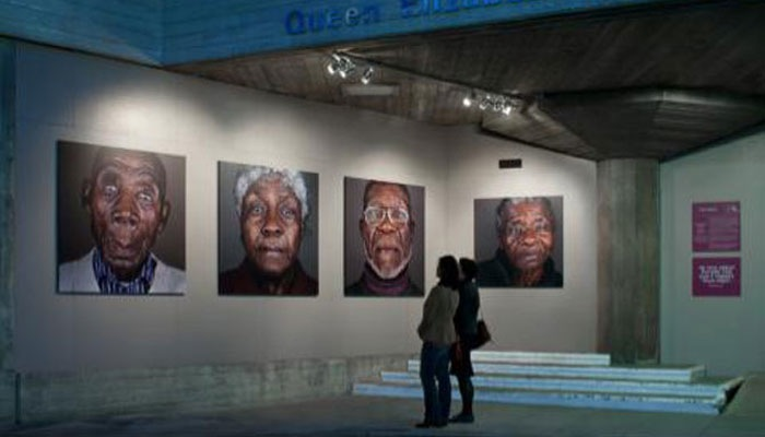The Elders Exhibiton