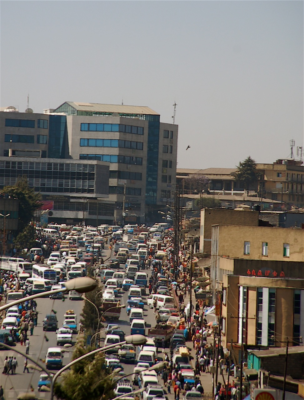 Image   Addis Ababa, Nikos Papatakis, Creative Commons