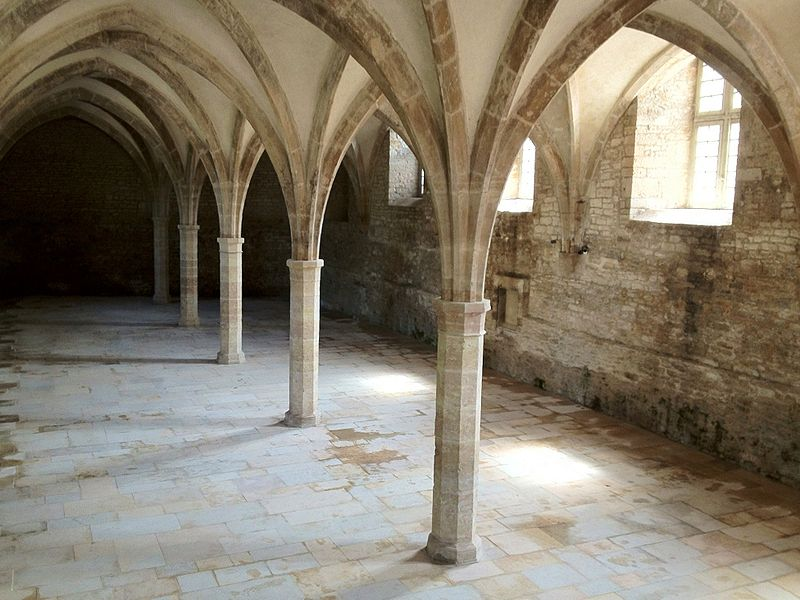 Cluny Abbey, Creative Commons