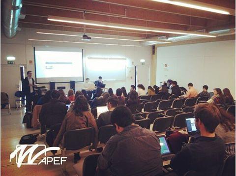 A primeira Assembleia Geral da APEF do mandato 2016/2017 decorre hoje na Universidade Lusófona. Juntos decidimos o rumo da APEF no seu décimo oitavo ano de atividade!
