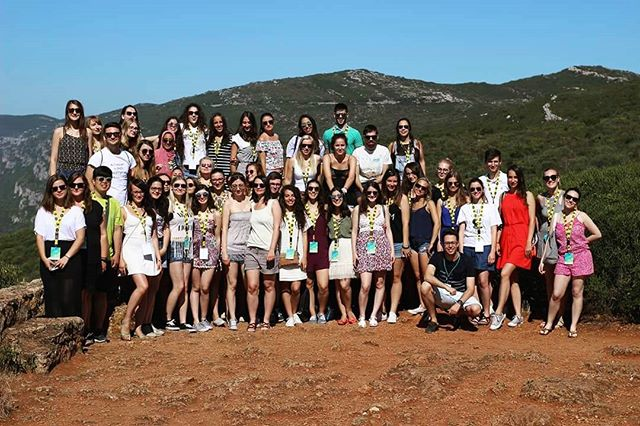 This weekend took place the SEP Weekend, in Setúbal ☺️ New friends, traditional dances, typical food, some sunburns, not that much sleep and a lot of Despacito made this an amazing weekend!  Good memories will stay 🌍  #sep2017 #ipsfsep #sepinportugal #apef #dosep