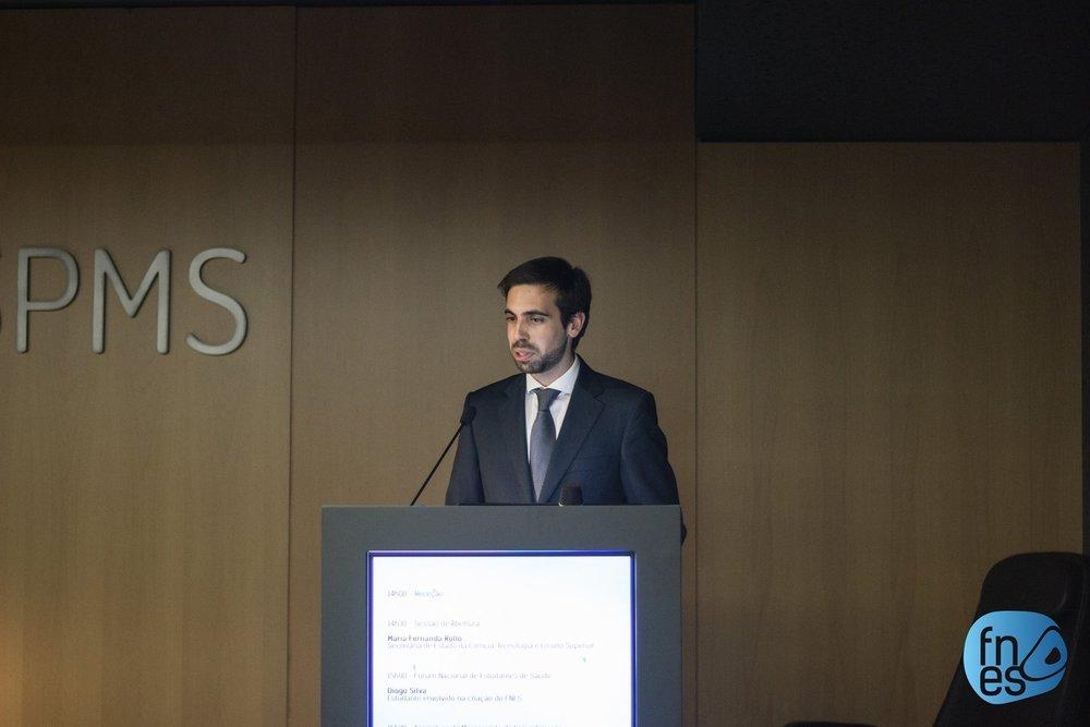 Manuel Talhinhas, Vice-Presidente de Relações Externas da APEF