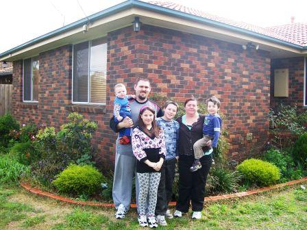 Wayne and Heather - Wyndham Vale Rent To Own