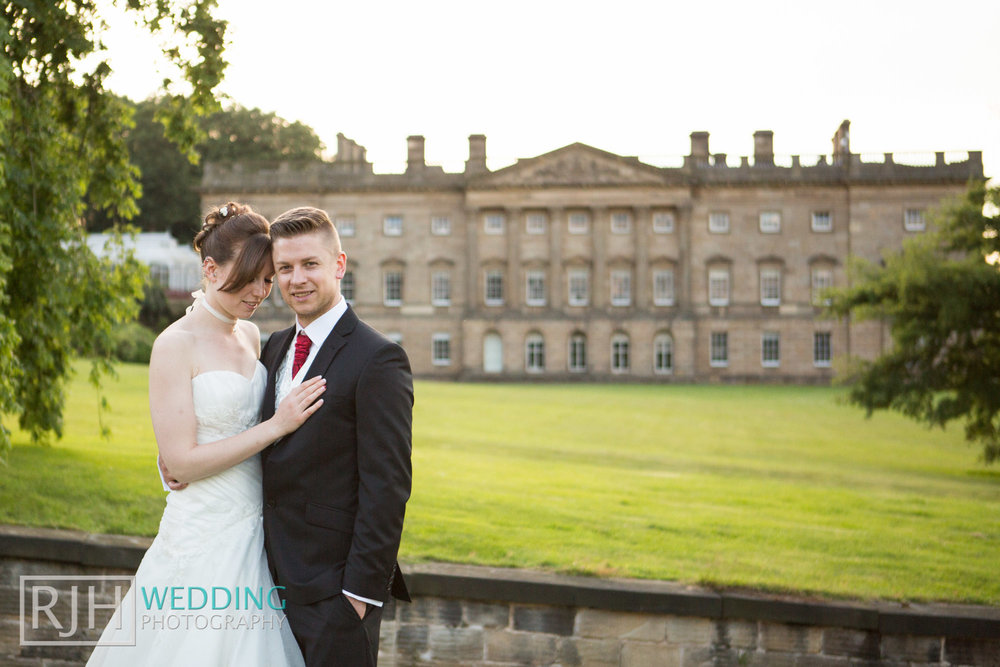 Wentworth Castle and Gardens Wedding Photography