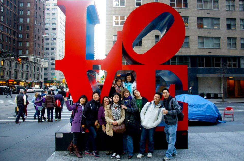Mosaic 2013» NYC