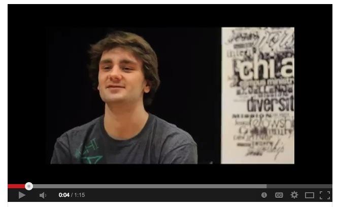 GMU Student Testimony